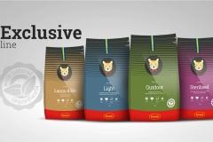 Exclusive Range Cat Dry Food